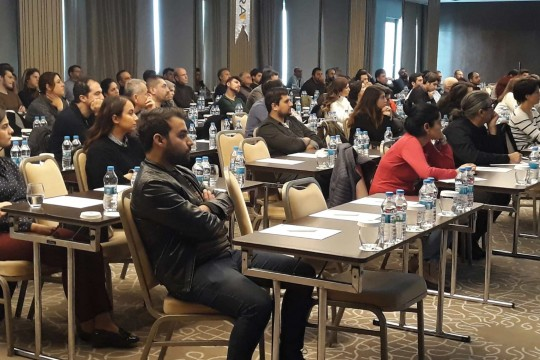 Estetik Bölgede Implant Uygulamaları ve Bireysel Abutmentlar Antalya Eğitimimizi Gerçekleştirdik.