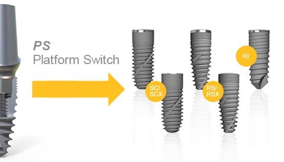 BEGO Semados® RS/RSX SC/SCX Line: Platform Switch (PS) Üst Yapı Sistemleri