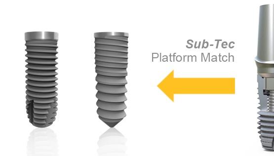 BEGO Semados® S/RI-Line:                                                  Sub-tec Üst Yapı Sistemleri